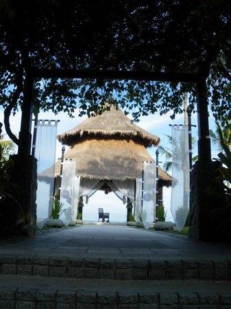 Shangri-La's Rasa Ria Resort & Spa: Wedding pavillion