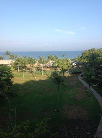 Shangri-La's Rasa Ria Resort & Spa: Room with a view!