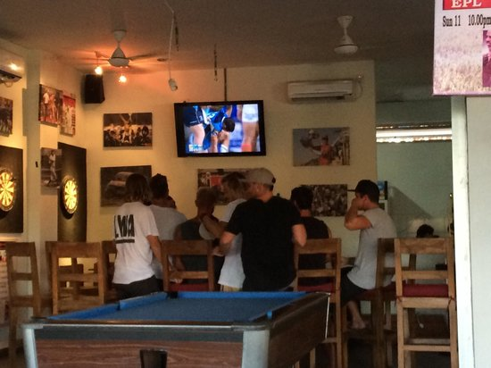 Adrenalin Sports Bar: NRL