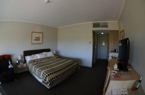 Desert Gardens Hotel, Ayers Rock Resort: 部屋内部