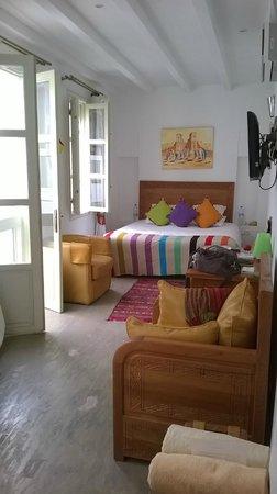 Riad Marrabahia : chambre 1