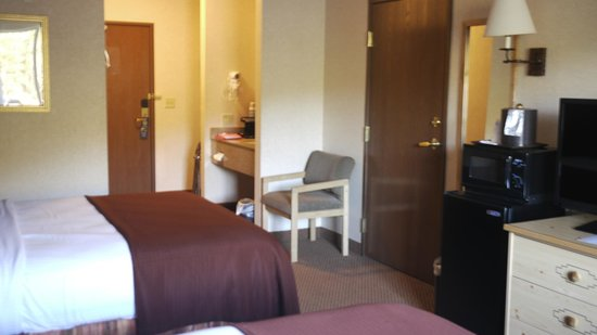 The Lodge at Mount Rushmore: Twin room