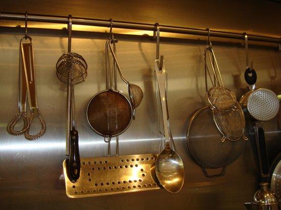 Villa l'Aimee: Kitchen