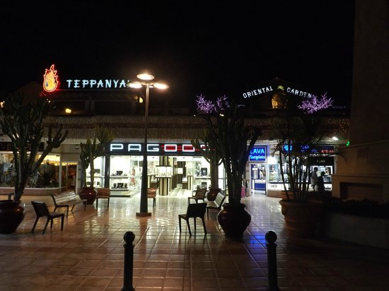 Hotel Best Tenerife: Shopping