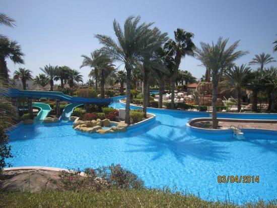 Maritim Jolie Ville Golf & Resort : Бассейн на территории отеля