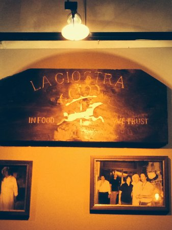 La Giostra : In food we trust!