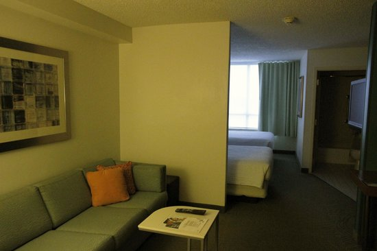 SpringHill Suites Miami Airport South: Romm
