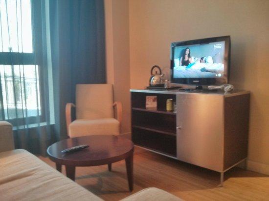 Tryp Salamanca Montalvo Hotel: Salón