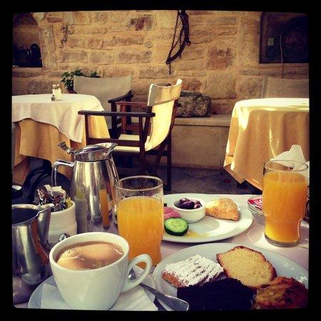 Casa Vitae Hotel: Breakfast