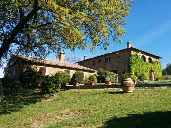 Agriturismo Le Macchie : Le Macchie. Casa grande