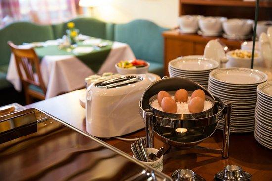 Hotel Stadt Pasing: Leckeres zum Frühstück wartet auf Sie