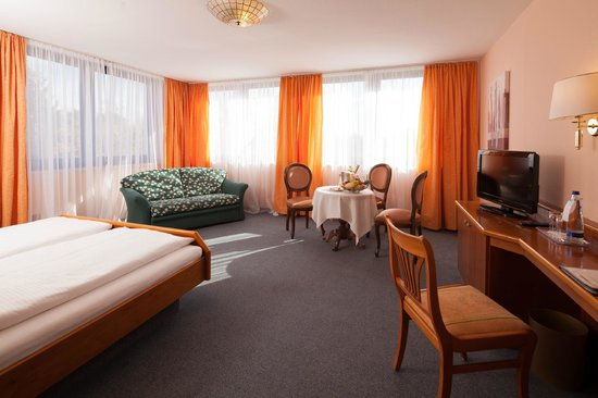 Hotel Stadt Pasing: Große Zimmer laden zum verweilen ein
