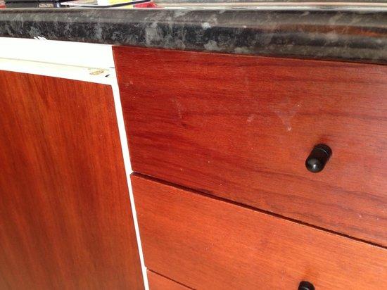 Snavset køleskab   picture of eix alzinar mar, ca'n picafort ...
