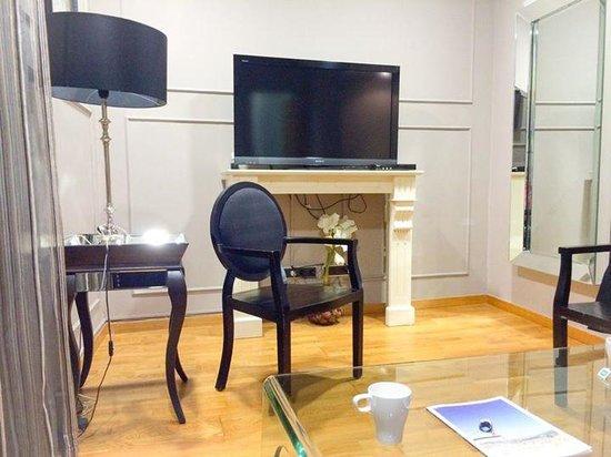 Uma Suites: Le séjour