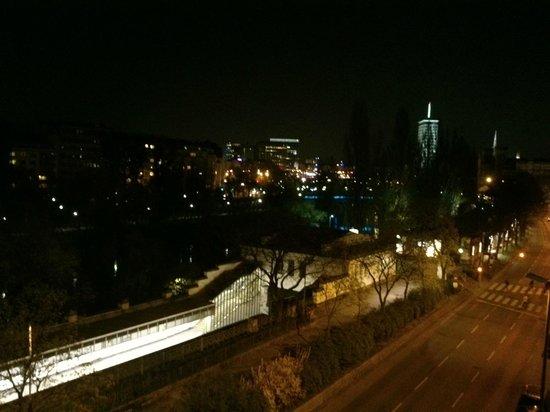 MyPlace Riverside: Wien sightsee