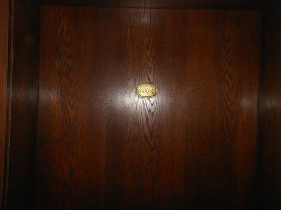 Goldene Krone : Numero della stanza