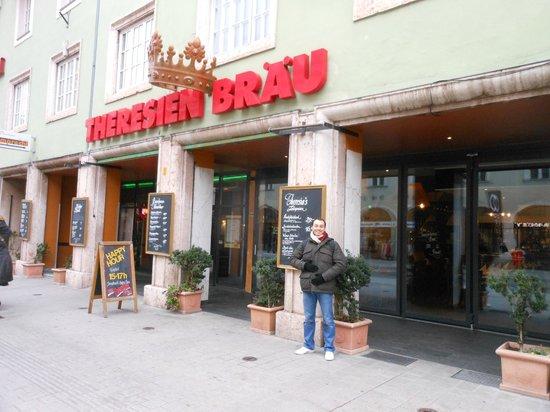 Goldene Krone : Dove consigli l'hotel di mangiare, veramente buono, prezzi bassi