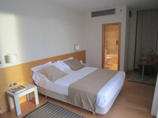 Hotel Jaizkibel : Habitacion