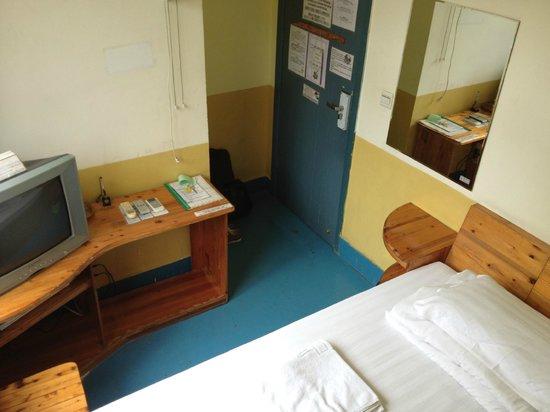 Hello Chengdu International Youth Hostel: シングル