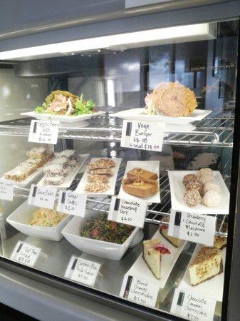 Eat Cafe: Raw food