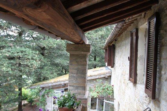 Relais Casamassima: balcony