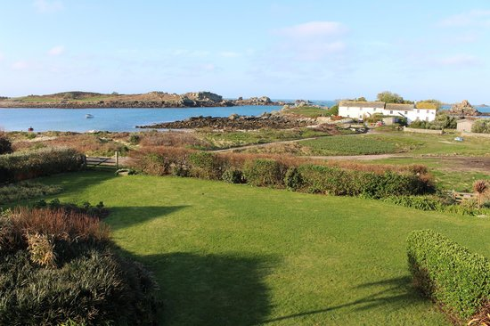 Hell Bay Hotel: View from seaview room (11)