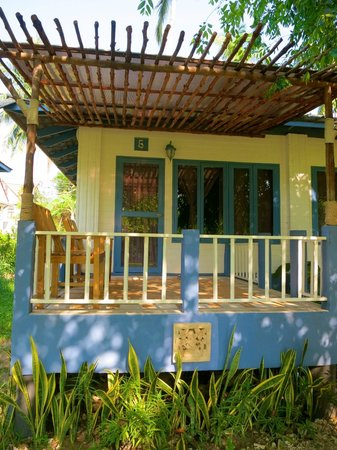 Soontreeya Lanta: bungalow #5