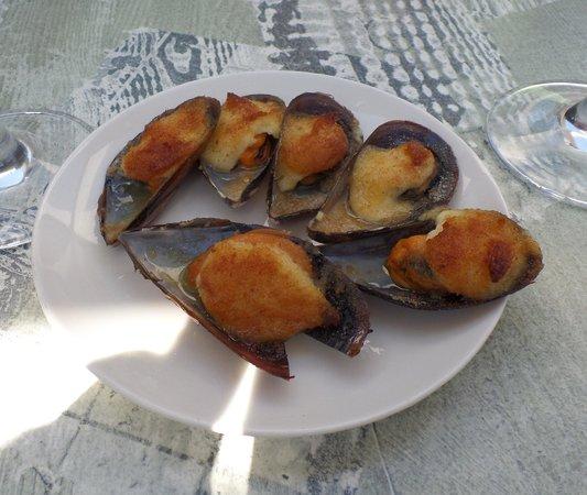 Les Poissonneries de la Côte Catalane: moules farcis