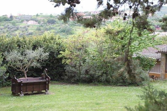 Relais Casamassima: beautiful grounds