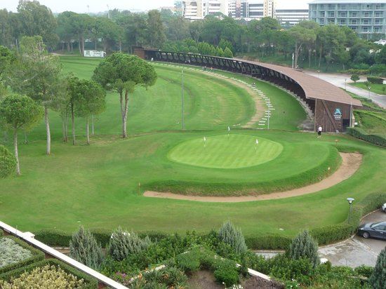 Sueno Hotels Golf Belek: Front room view