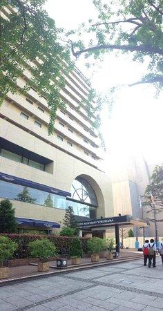 Hotel Monterey Yokohama: Hotel frontage