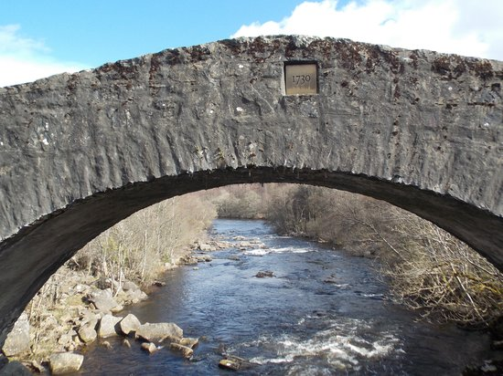 Perth and Kinross, UK: bridge