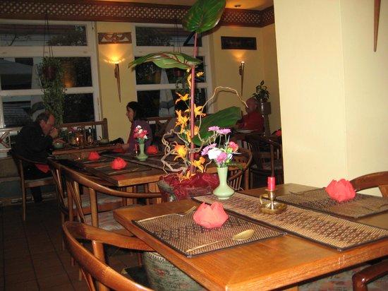 Sala Thai: La salle du restaurant