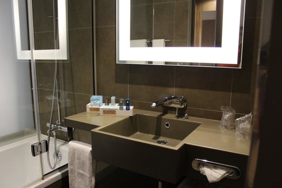 Novotel London City South : Bagno