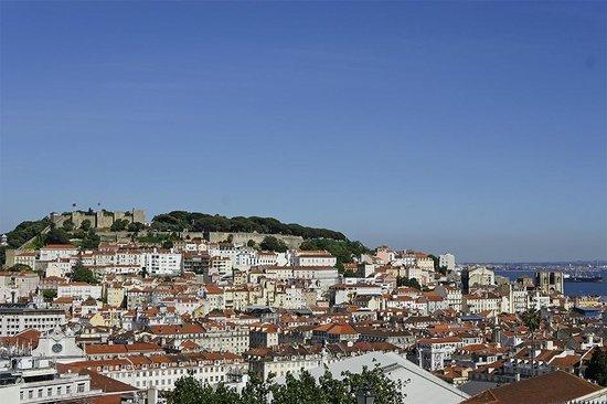 Miradouro São Pedro de Alcântara : Une vue exceptionnelle