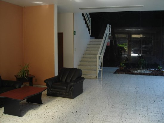 Hotel Fenix: Espace internet / Mars 2011.