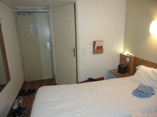 Kyriad Hotel Paris Bercy Village : Room