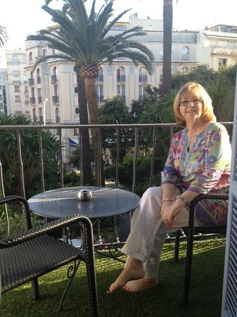 Hotel de Provence : SO CANNES!
