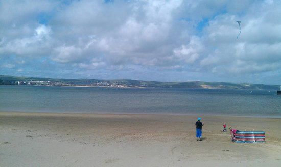 Weymouth beach, May 2014