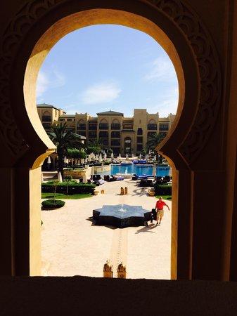 Mazagan Beach & Golf Resort: La piscina...