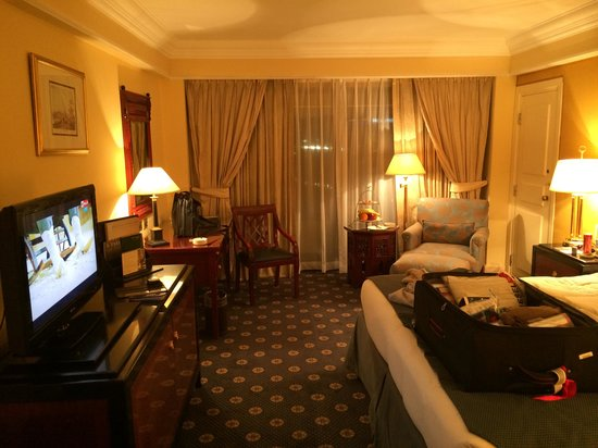 InterContinental Cairo Semiramis : Room 1012