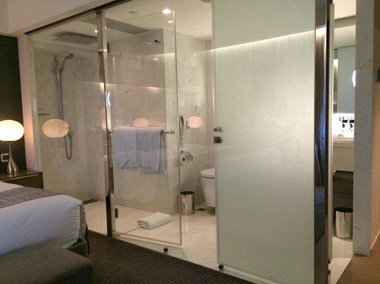 The Mira Hong Kong: Bad ohne Wanne Zimmer 1048