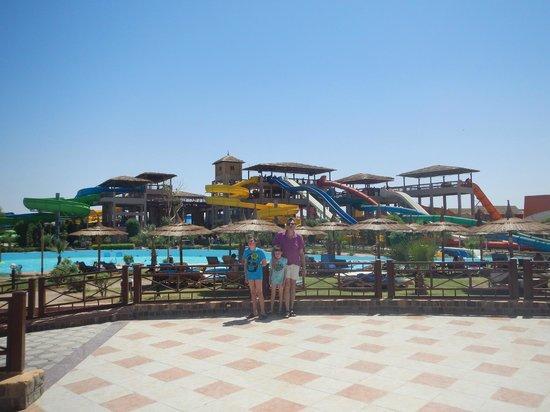 Jungle Aqua Park : het glijbanen paradijs