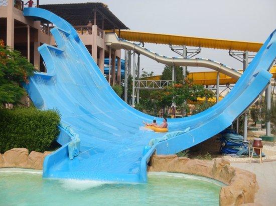 Jungle Aqua Park : nog een glijbaan