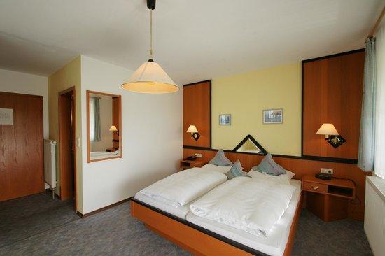 Landhotel Eibl: Gemütliche Doppelzimmer erwarten Sie