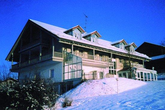 Landhotel Eibl: Auch im Winter ist es hier schön