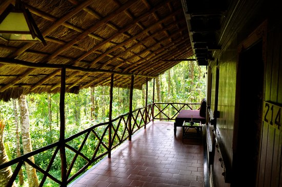 Shalimar Spice Garden - An Amritara Private Hideaway: Breathtaking tropical jungle views from cottages