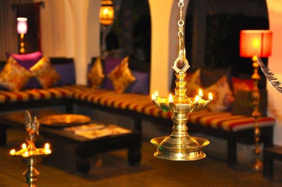 Shalimar Spice Garden - An Amritara Private Hideaway : Elegant lobby