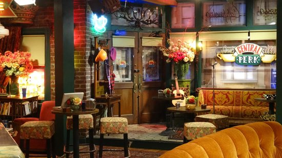 Warner Bros. Studio Tour Hollywood: Set di Friends