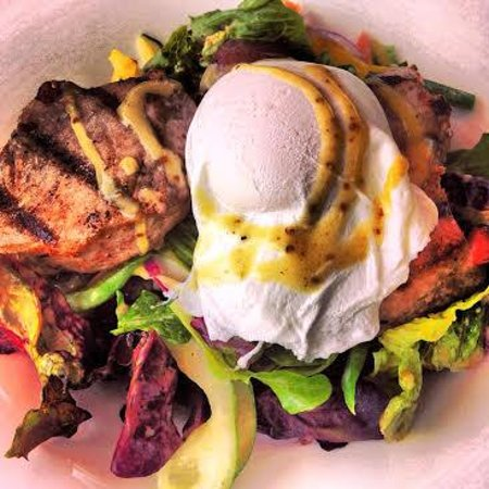 Cobblers Cove: Tuna Nicoise Salad